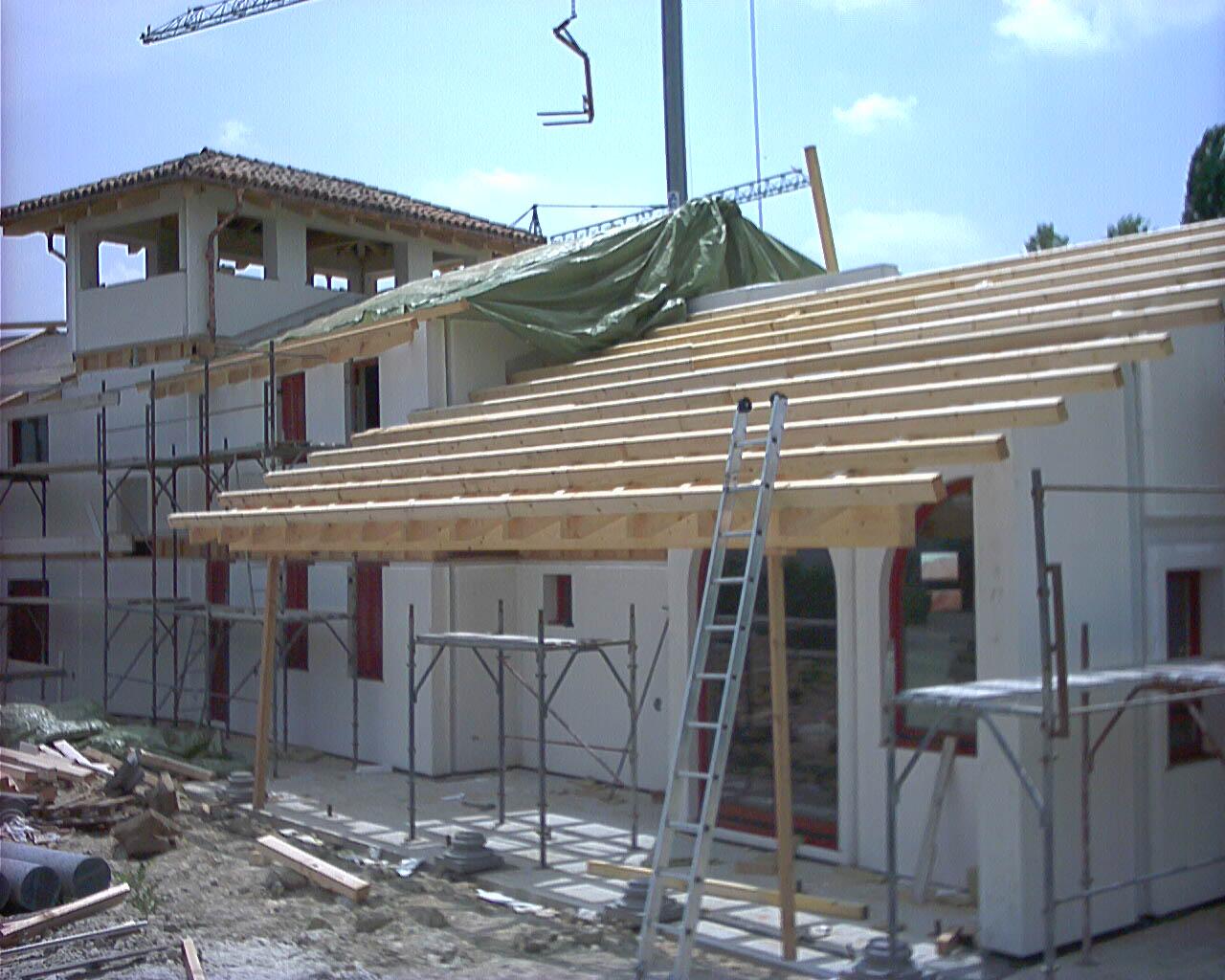 Montaggio case prefabbricate in legno tempi di costruzione villeurop - Tempi costruzione casa ...