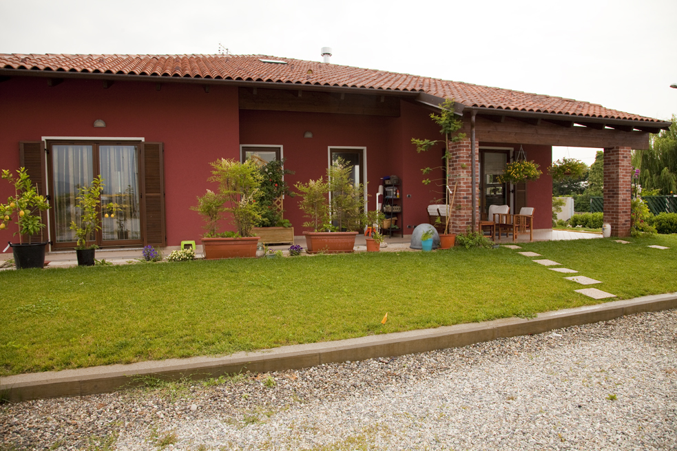 Esterni case moderne casa beige con pietre with esterni case moderne colori esterni case - Case moderne esterni ...