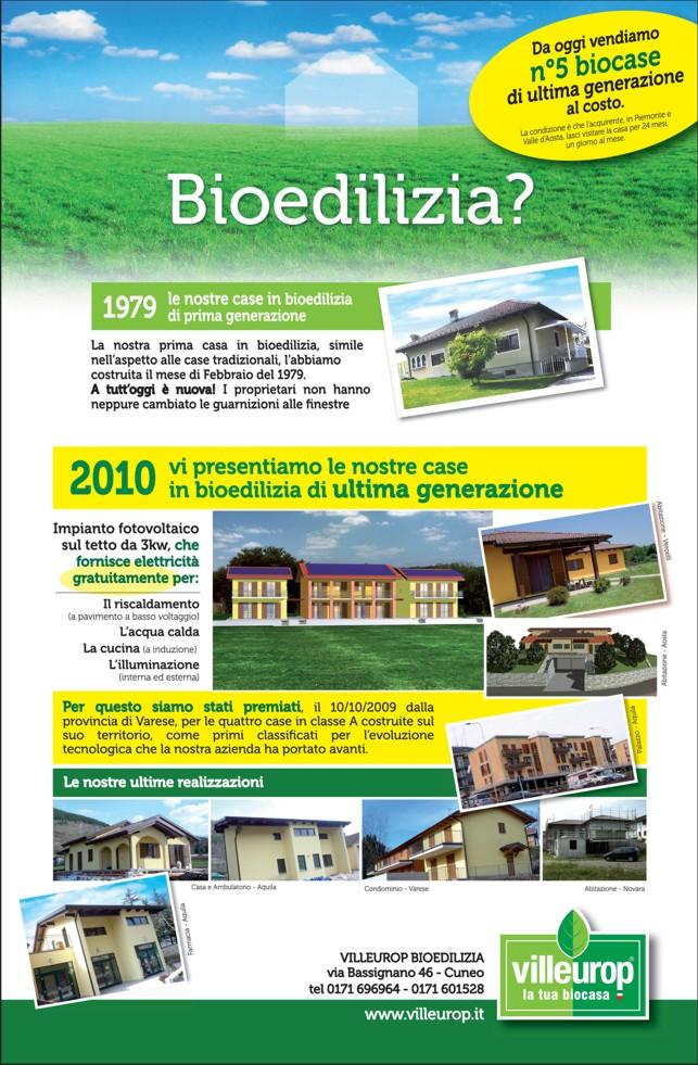 Offriamo una casa al costo villeurop for Costo di avere una casa costruita