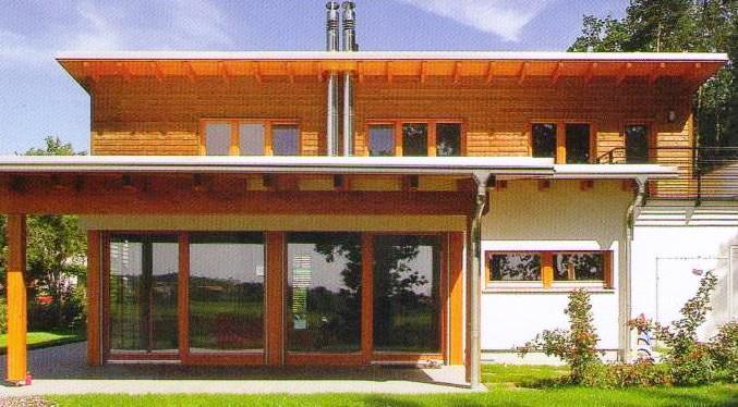 Le case moderne villeurop - Case moderne esterni ...