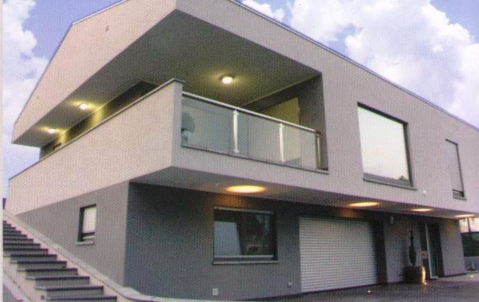 Le case moderne villeurop for Case arredate moderne foto